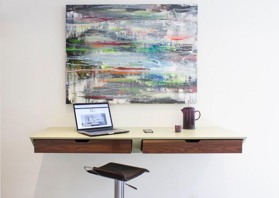 The Floating Desk