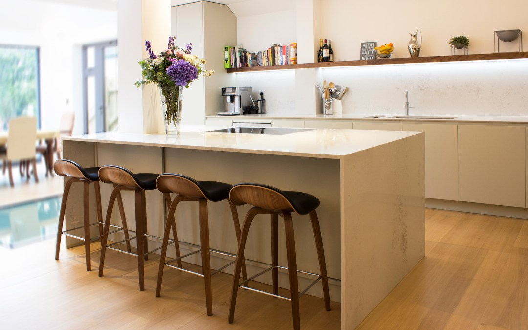 Contemporary Kitchen Wimbledon