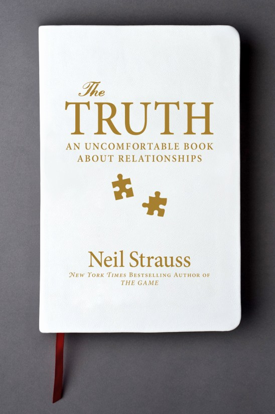 Neil Strauss The Truth Cover - Neil Strauss - The Truth
