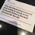 If the government thinks it's a good idea why are we voting on it?