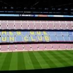 Barcelona 2017 – Day One – Nou Camp