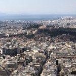Athens 2019 – Day Two – Climbing up  on Lycabettus Hill
