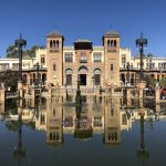 Seville 2020 – Day One – When is Eight Degrees not Eight Degrees?