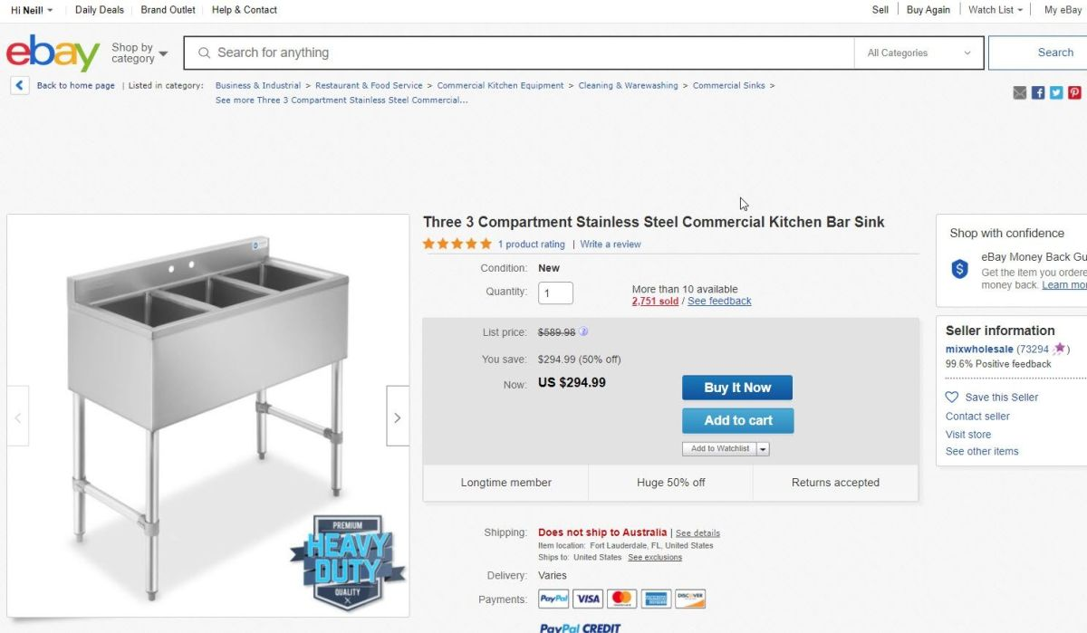 Top best selling items on ebay USA