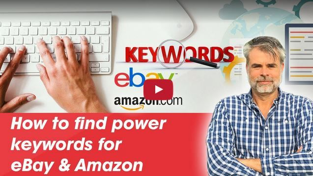 How to Find Power Keywords for eBay