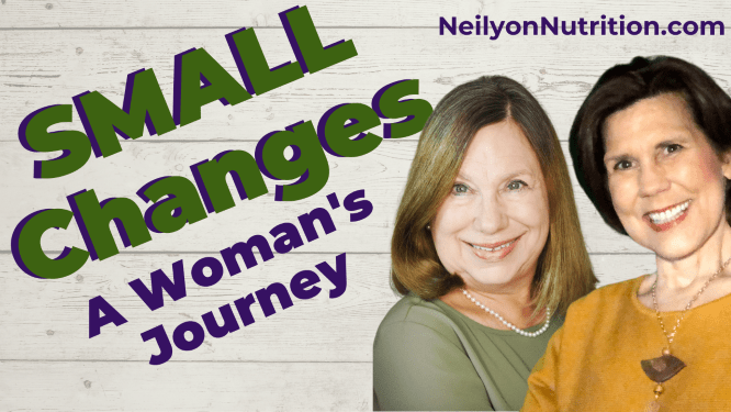 Small Changes Make a Big Difference for Diabetes – One Woman's Journey