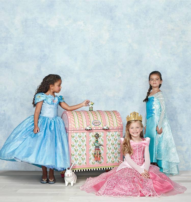 Mackenzie-Childs Trunk - Ultimate Children's Costumes