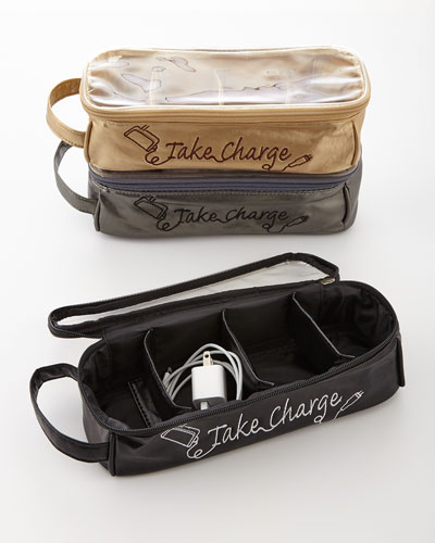 Charger & Cord Case