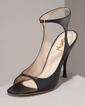 X05RM Yves Saint Laurent Mirabelle Pump