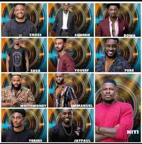 Big Brother Naija housemates are coming in