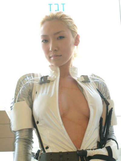 Cosplay Metal Gear Solid : The Boss