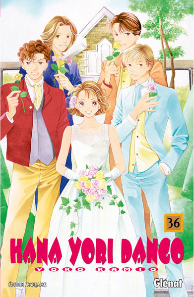 Hana yori dango Vol.36 – la fin de l'histoire