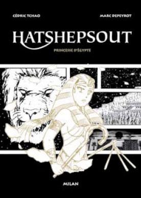 «Hatshepout» : «manga français»