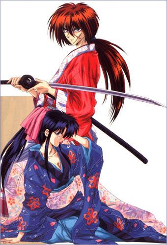 «Kenshin le Vagabond» : édition Perfect