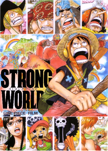 «One Piece Strong World» : la bande-annonce