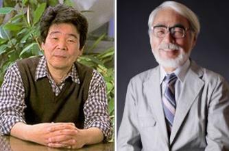 Takahata et Miyazaki avec de nouveaux projets