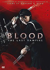 """Blood : The Last Vampire"" en DVD"
