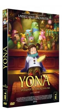 «Yona, La légende de l'oiseau sans aile» en DVD