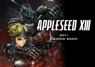 «Appleseed XIII» : nouvel animé basé sur le manga de Masamune Shirow