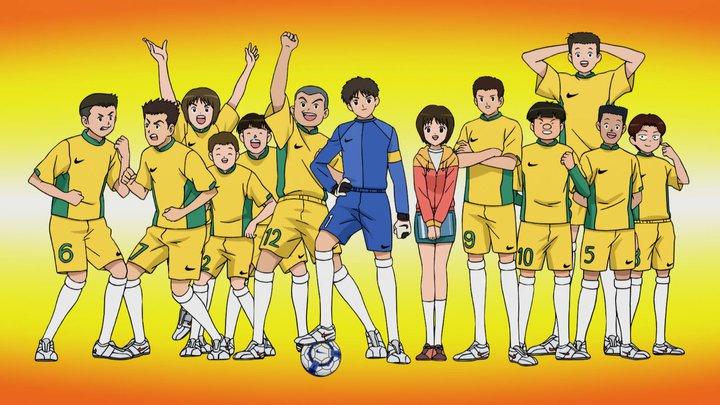 «Golden Kids» : signé Yoichi Takahashi (trailer)