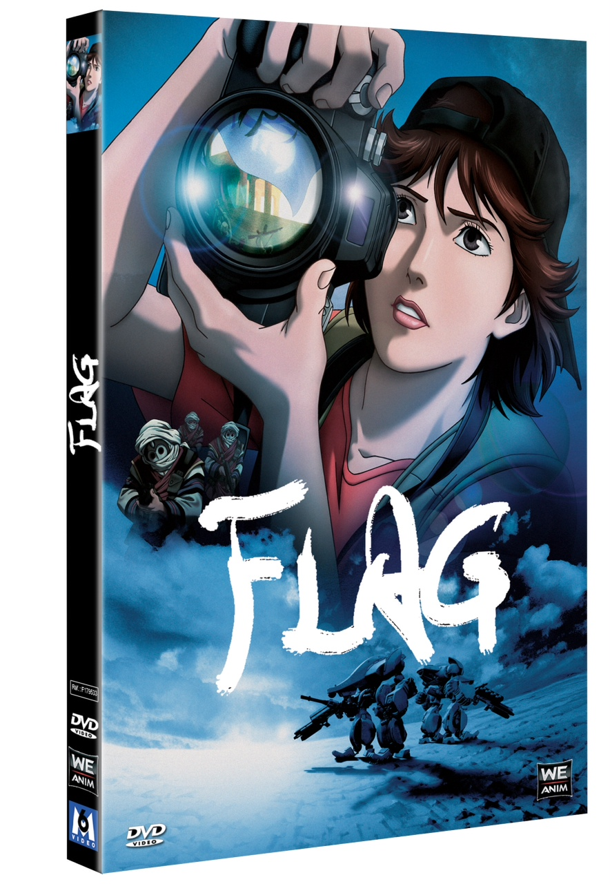 Le film d'animation «Flag» en DVD/Blu-ray