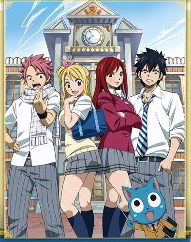Fairy Tail OAV 2 : bande-annonce