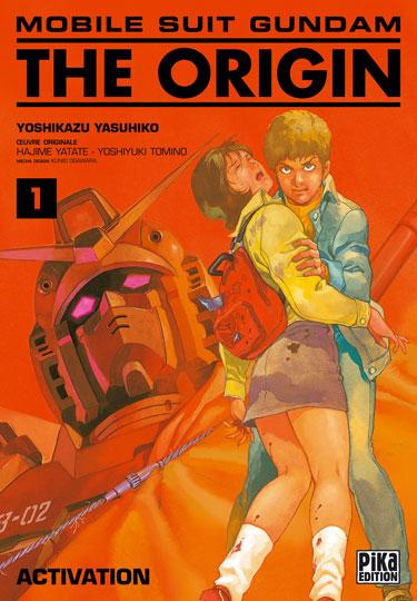 Mobile Suit Gundam The Origin adapté en animé