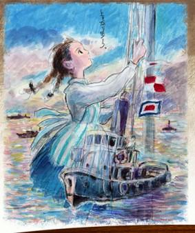 «Kokuriko Zaka Kara» : le nouveau projet des studios Ghibli