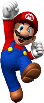 Super Mario fête un quart de siècle!