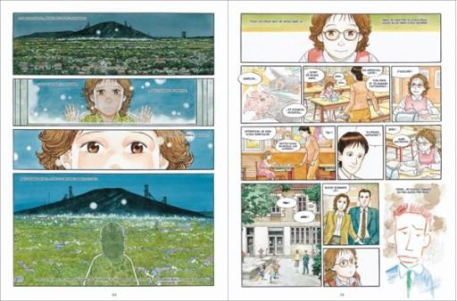 «Mon année» de Taniguchi & Morvan
