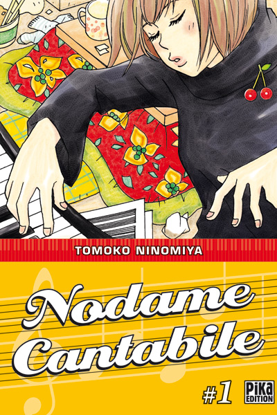 Nodame Cantabile Vol.1 : excellent !