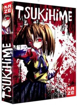La série «Tsukihime» en DVD