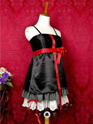 guilty_crown_inori_yuzuriha_cosplay_costume_black_dress_4