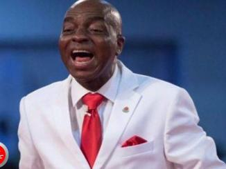 Bishop Oyedepo Blows Hot About Compulsory COVID-19 Vaccine Bill