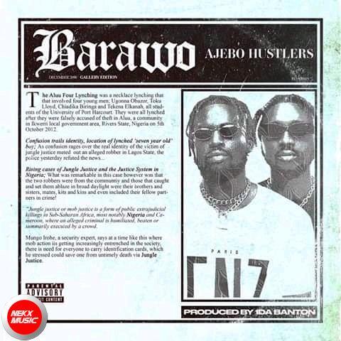 Barawo by Ajebo Hustlers