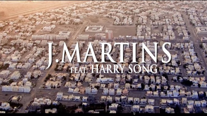 J Martins Be Real Feat Harrysong