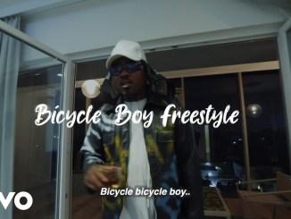 Ice Prince Bicycle Boy