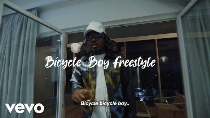 Ice Prince Bicycle Boy