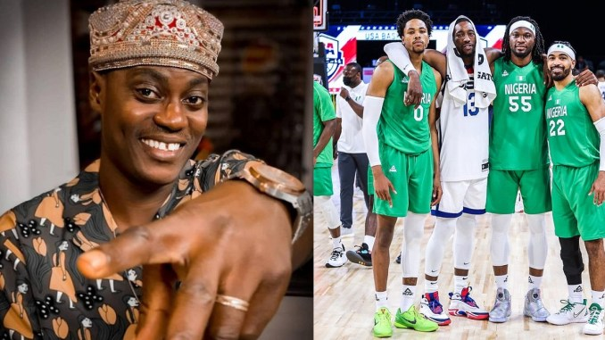 Nigeria Basketball Federation dedicates D'Tigers wins against US & Argentina to Sound Sultan