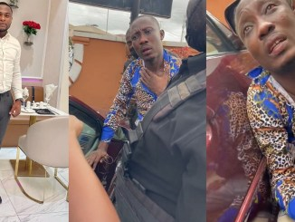 Ubi Franklin shares video of alleged serial thief caught at his son's 5th birthday party (Video)