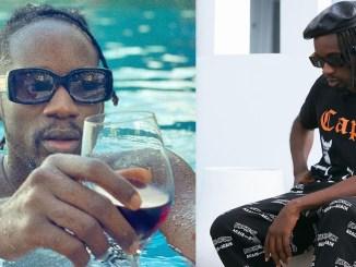 Singer, Mr Eazi replies Instagram follower who said he is 'forming big man'