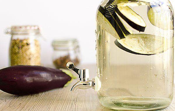 Patlıcan suyunun faydaları