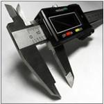 Digital vernier gauge