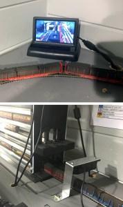 Demo Nelly CCTV set-up.