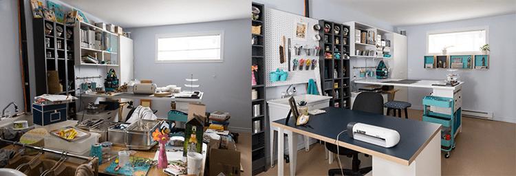 Craft Room Reveal ORC Week 6