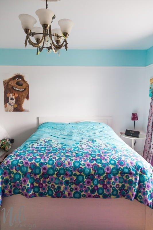 Tween S Bedroom Reveal 100 Room Challenge Week 4