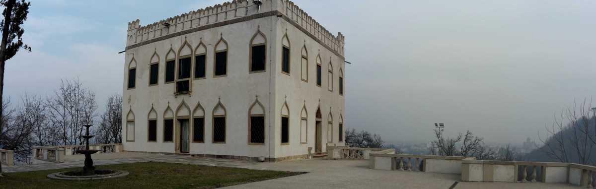 Villa Draghi (Montegrotto): come perdersi in pochi metri