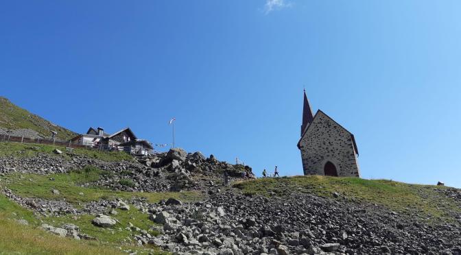 Montagna covid-free: Lazfons da Kühhof al rifugio Santa Croce