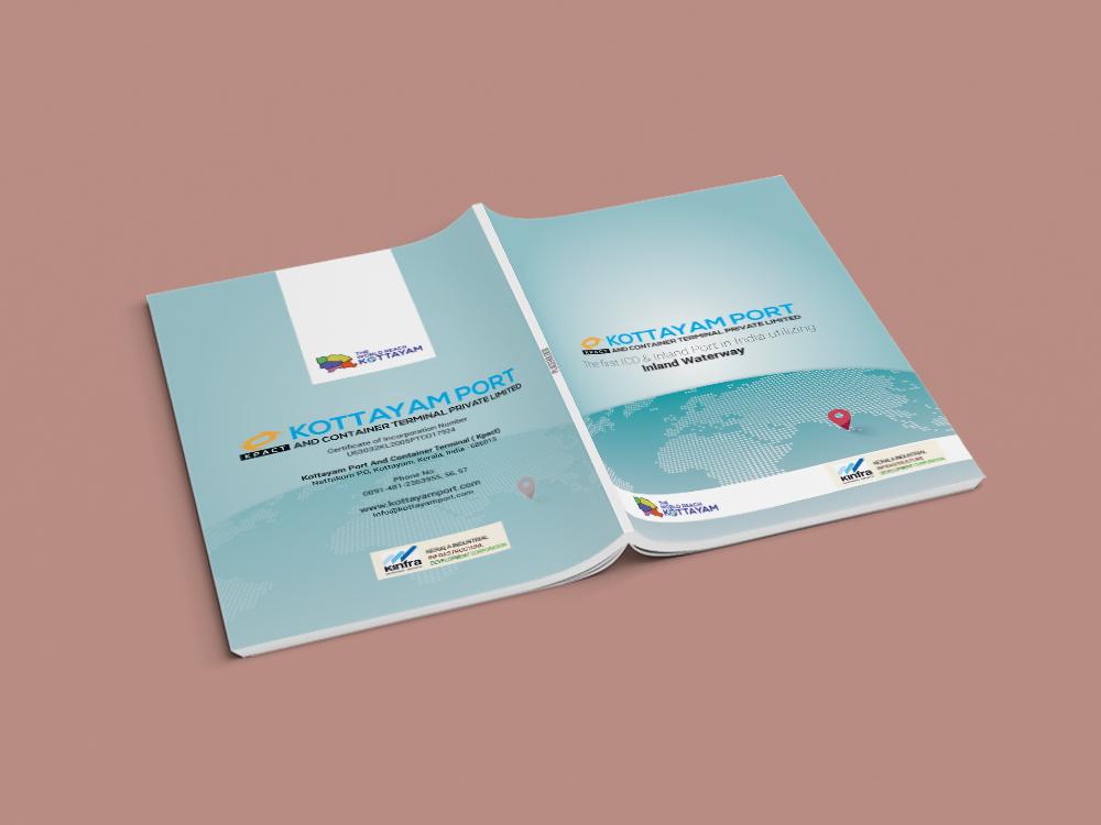 A4 booklet design kochi