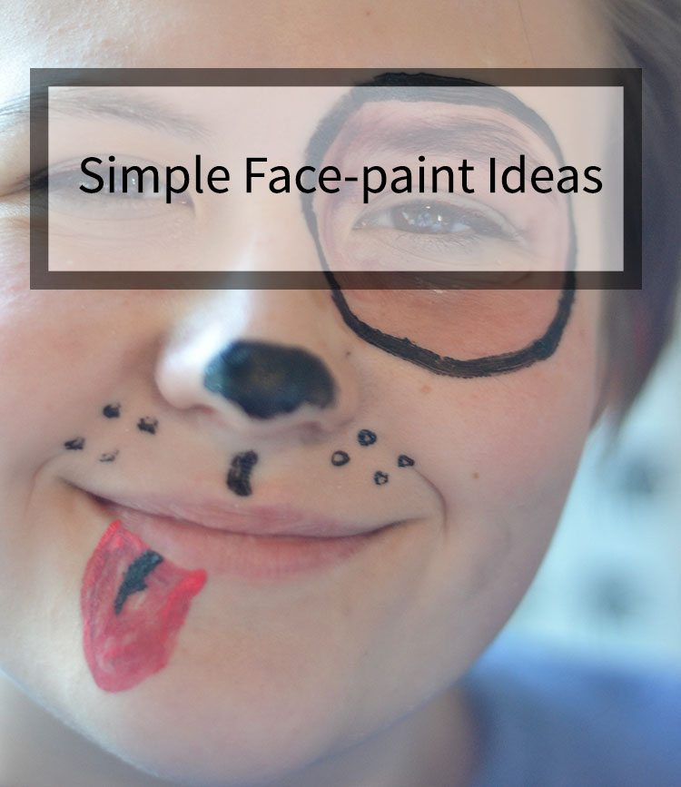 Face Painting tutorials  Face painting ideas  for beginners easy face painting tutorials  tips  and tricks  Everything you need to get  started